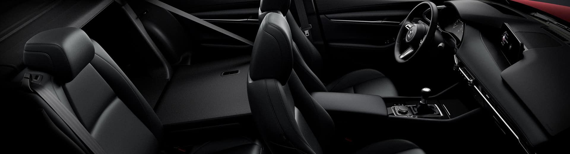 Versatile Design on the Mazda3 Sport in London Ontario