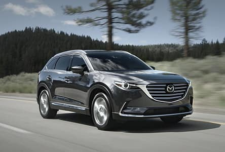 The 2019 Mazda CX-9, available at Forest City Mazda