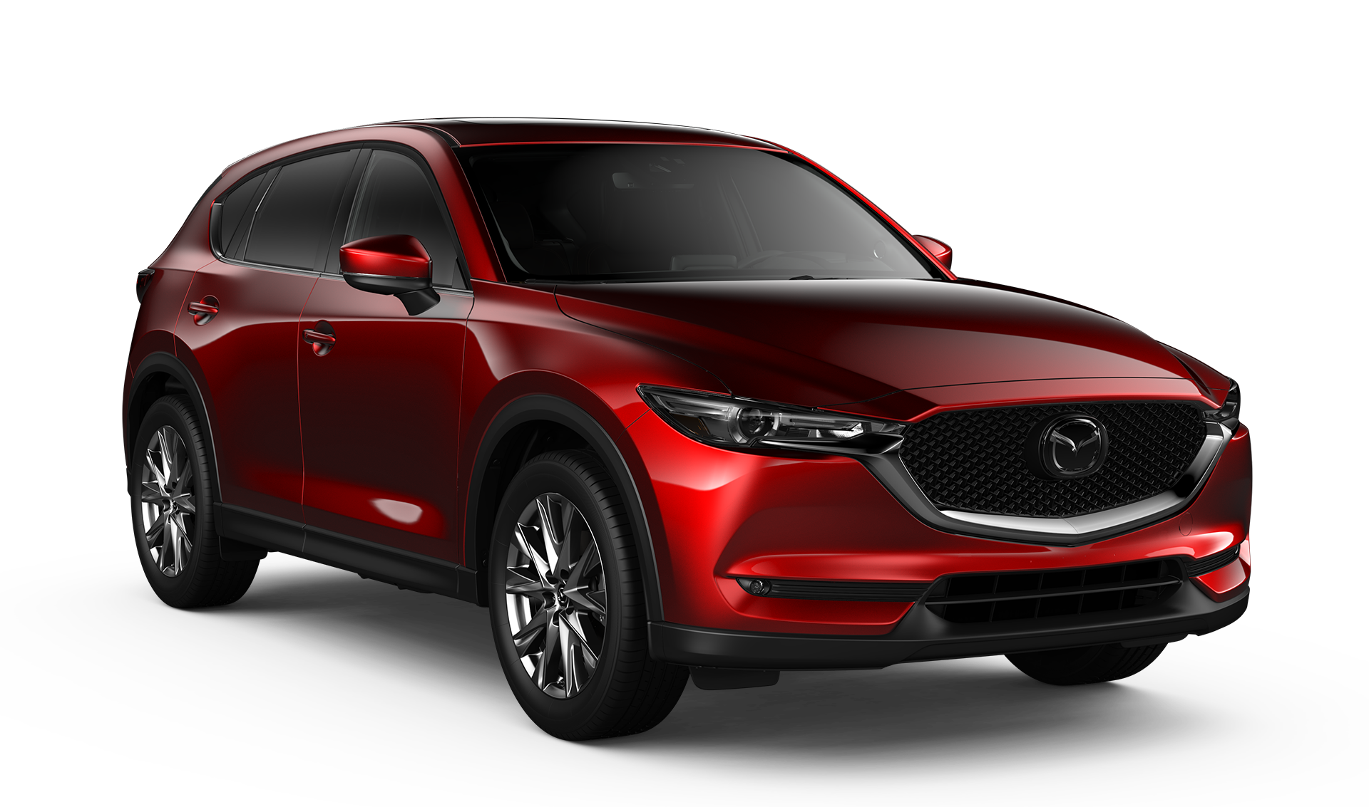 Mazda CX-5 Signature, available at Forest City Mazda in London Ontario