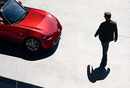 The 2019 Mazda MX-5, available in London Ontario