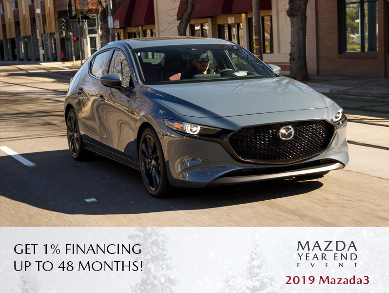 New Mazda3 - The Mazda Year End Event