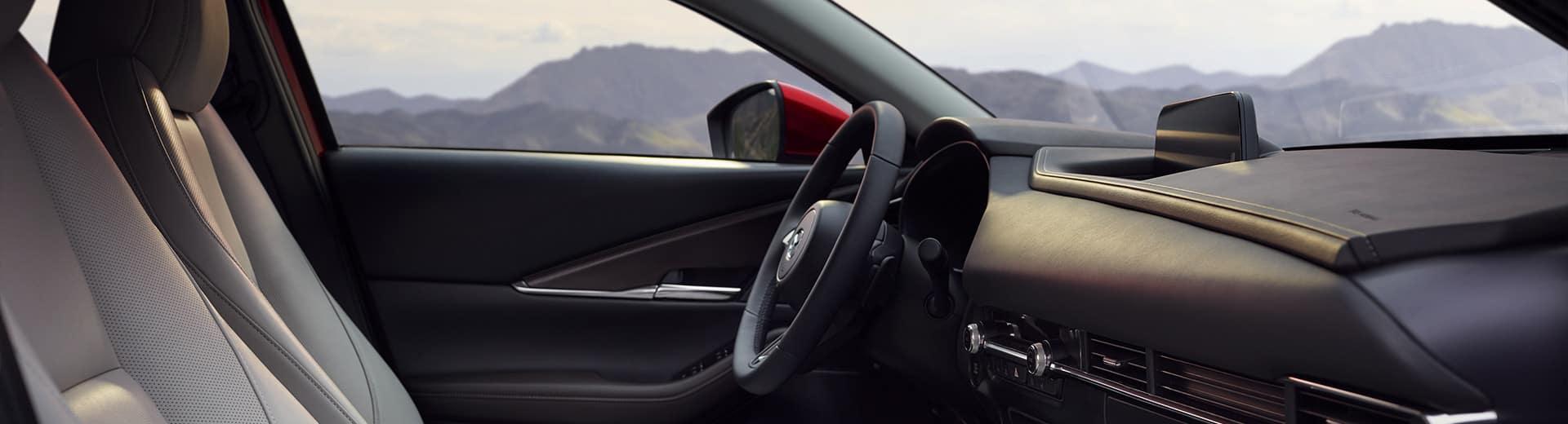 Mazda CX-30 Interior View
