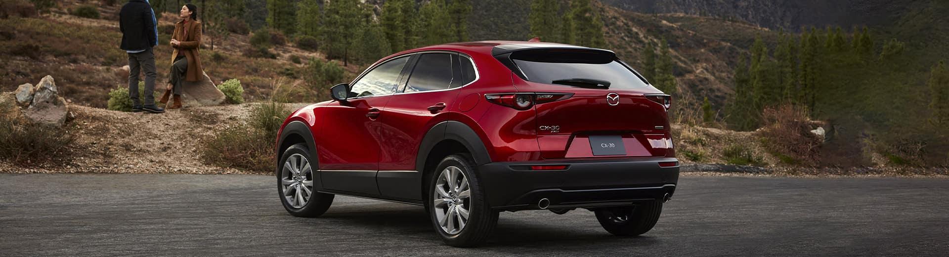 Mazda CX-30 - Exterior Ciew with i-Activ AWD