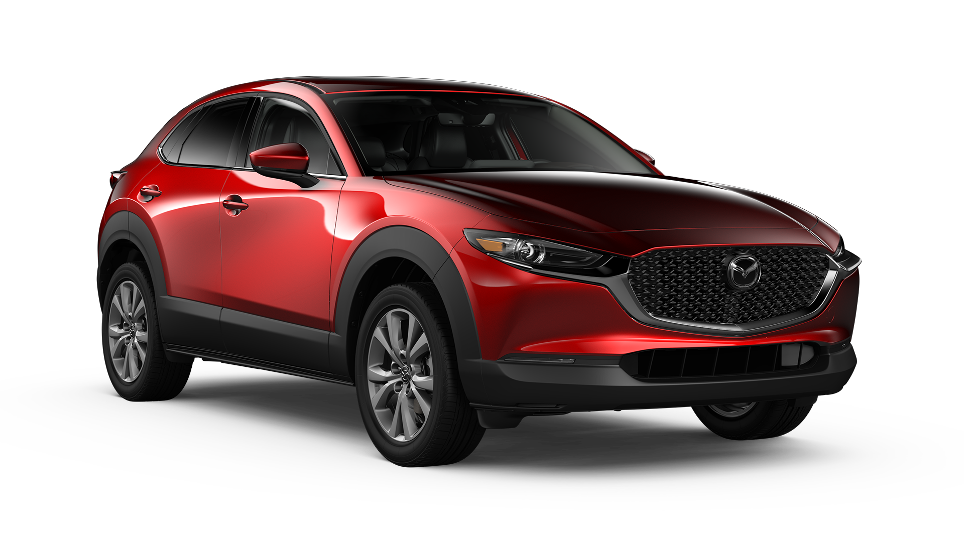 Mazda CX-30 GT - Available in Canada early 2020
