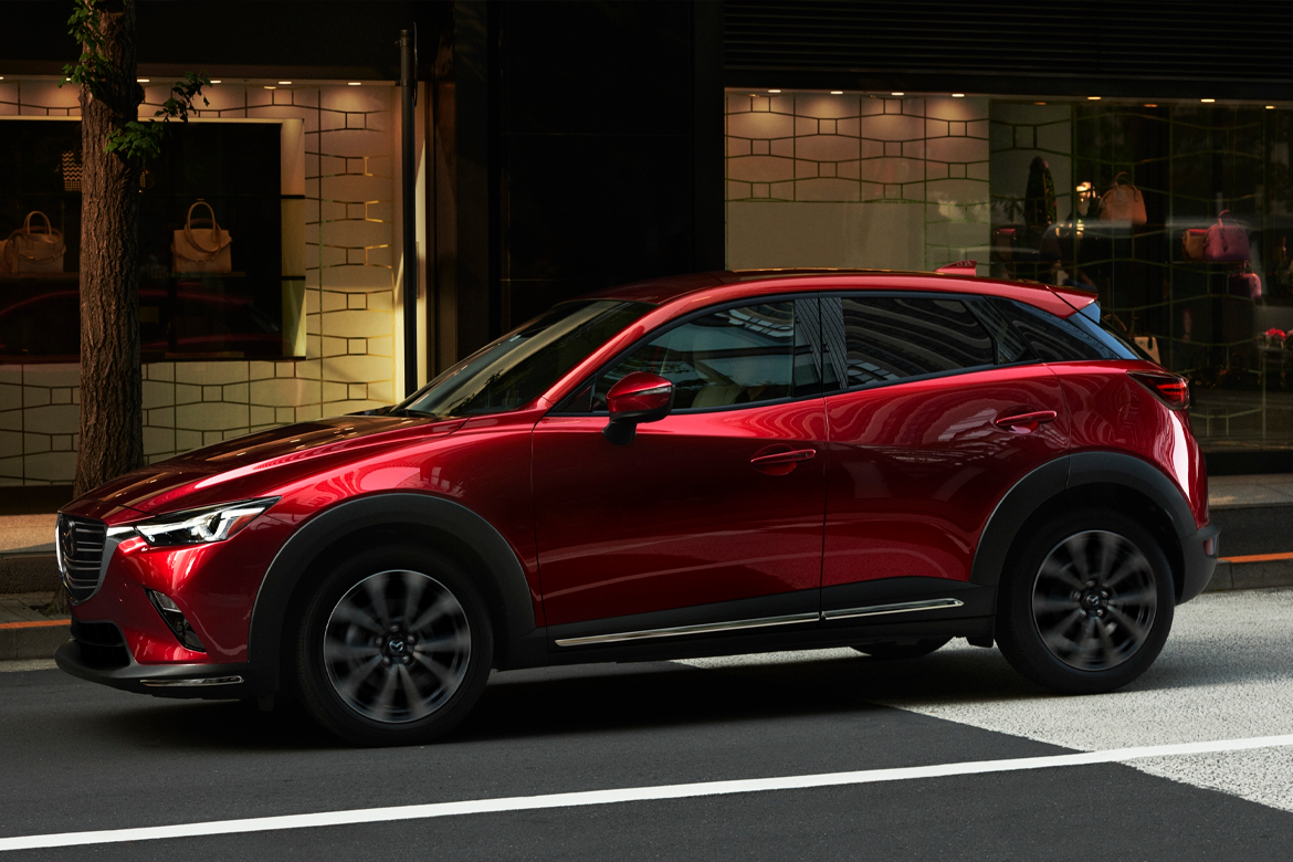 2020 Mazda CX-3 | The Roads Are Calling