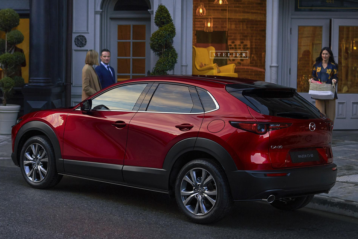 2020 Mazda CX-30 | The Road Ahead