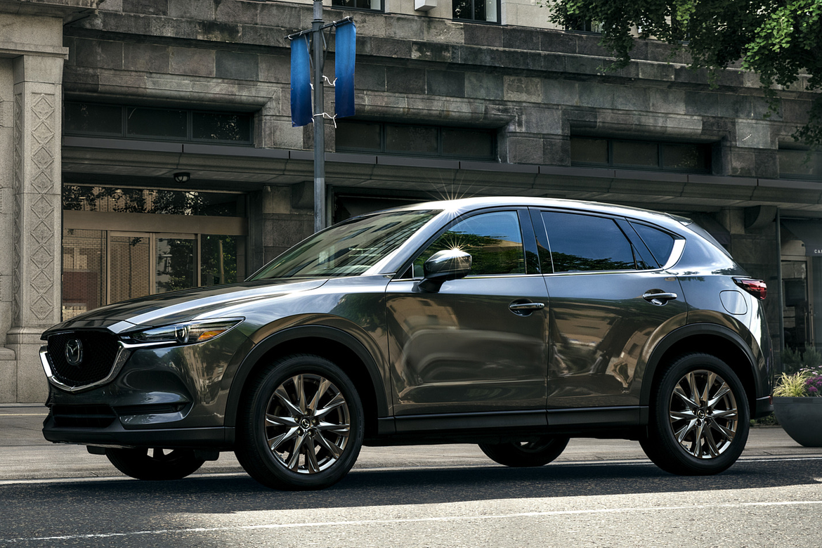 2019 Mazda CX-5 | The Roads Are Calling