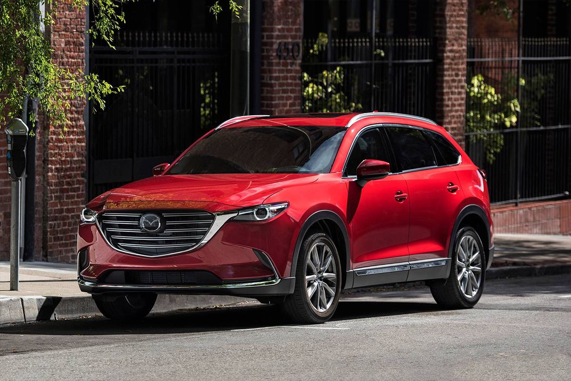 2020 Mazda CX-9 | The Road Ahead