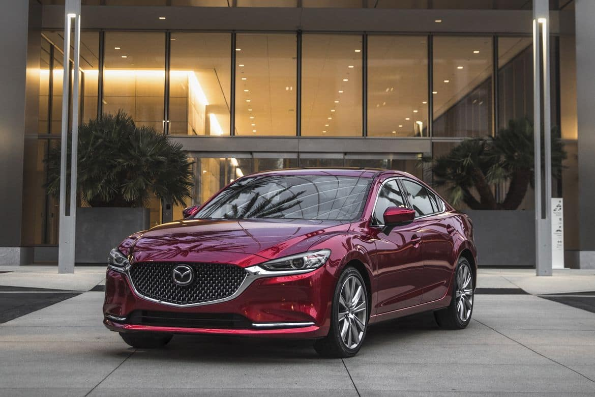 2020 Mazda6 | The Roads Are Calling