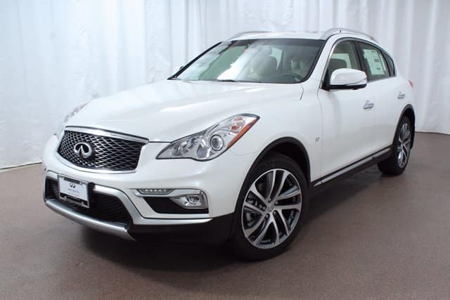 2017 QX50 Crossover Special Financing Offer