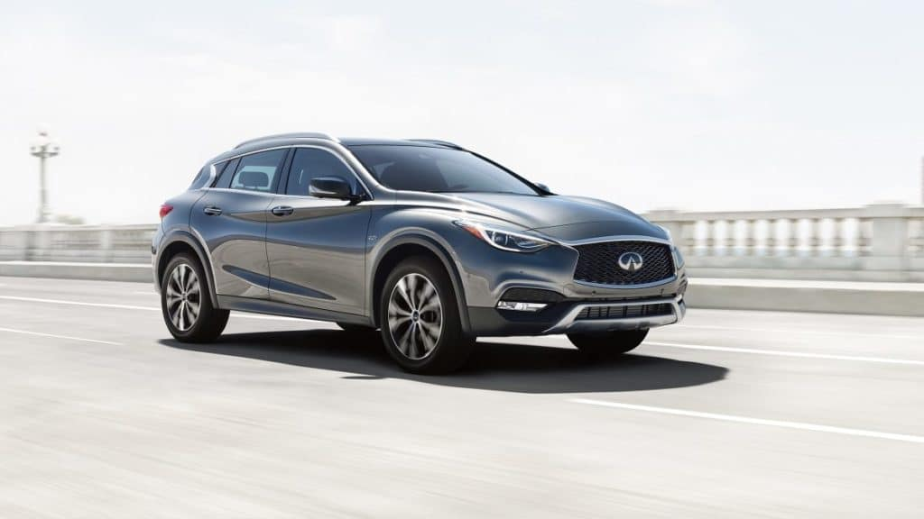 Special 0.0% APR for 60 Months on 2018 INFINITI QX30