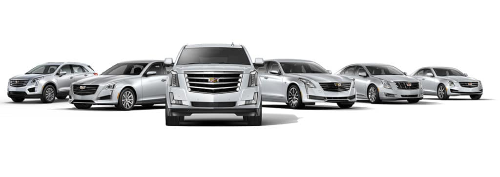 0% APR for 60 Months On All Remaining New 2017 Cadillac Models In Stock