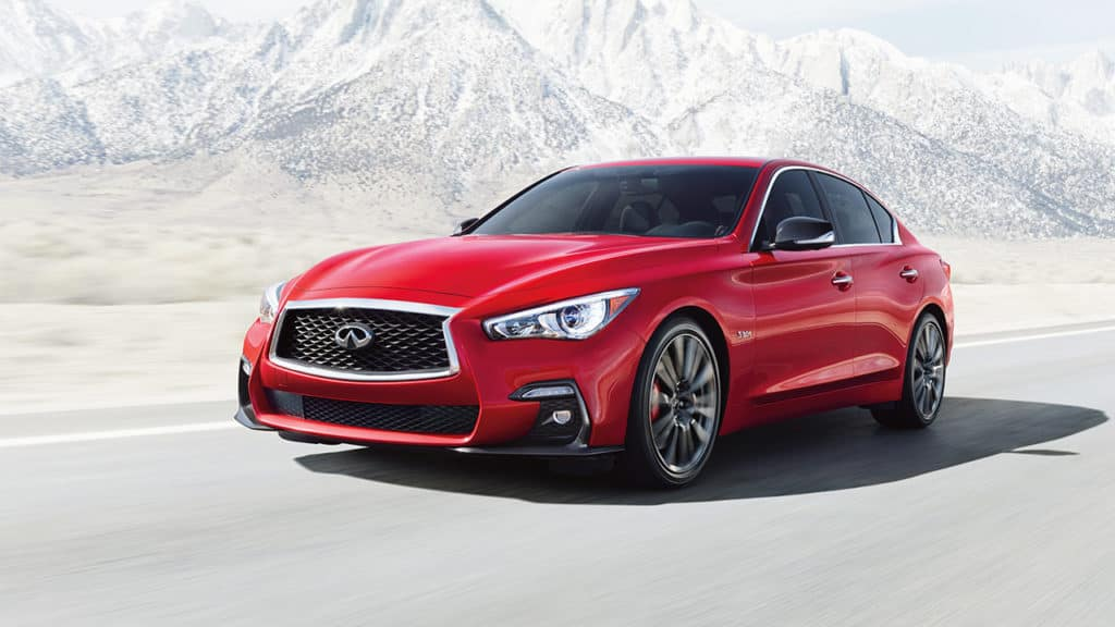 Special 0.0% APR for 72 Months on 2018 INFINITI Q50