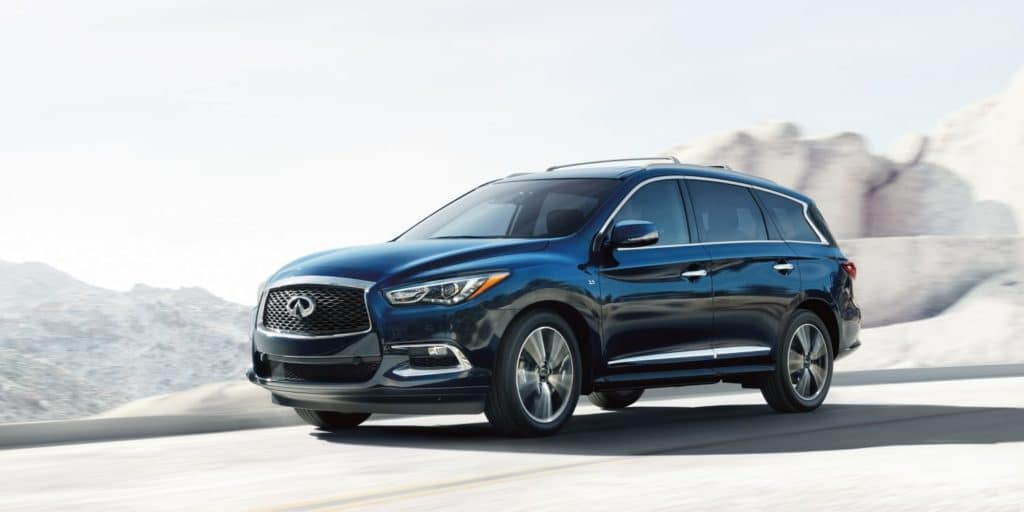 Special 1.9% APR for 60 Months on 2018 INFINITI QX60