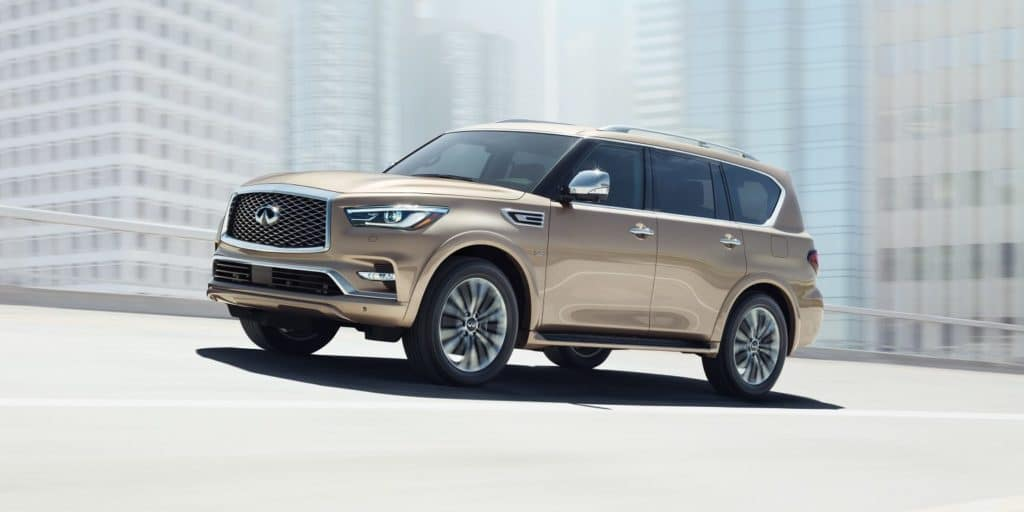 Special 0.9% APR for 60 Months on 2018 INFINITI QX80
