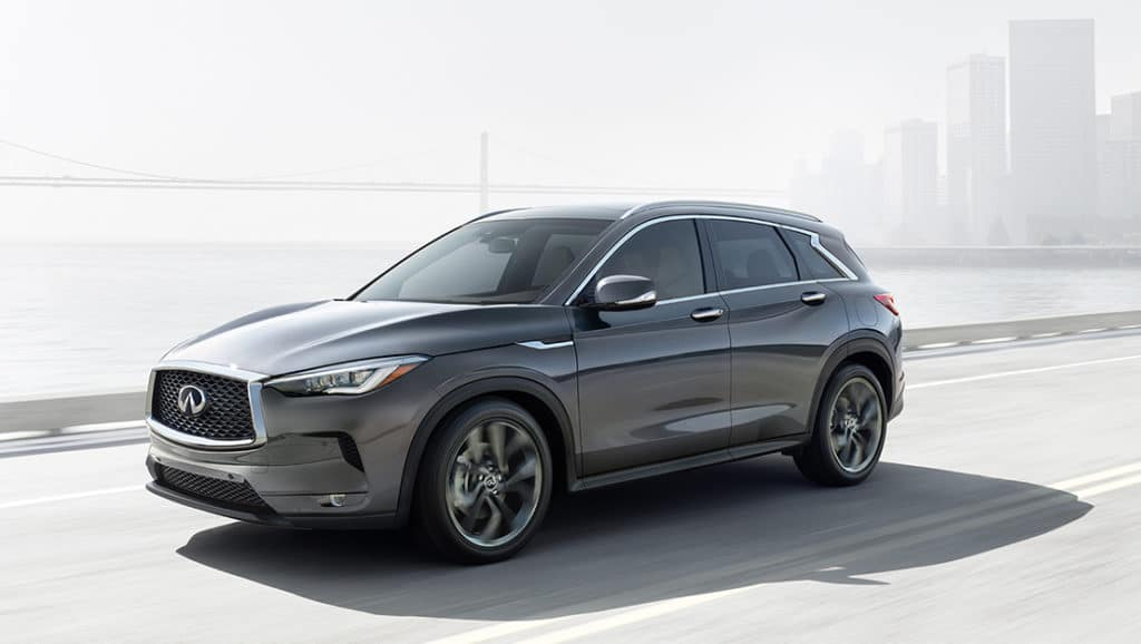 Special 2.9% APR for 60 Months on 2019 INFINITI QX50