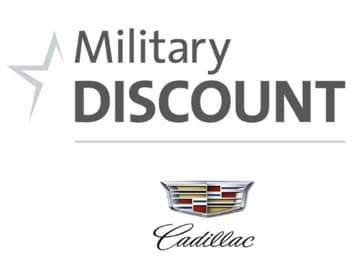 Cadillac Military Discount