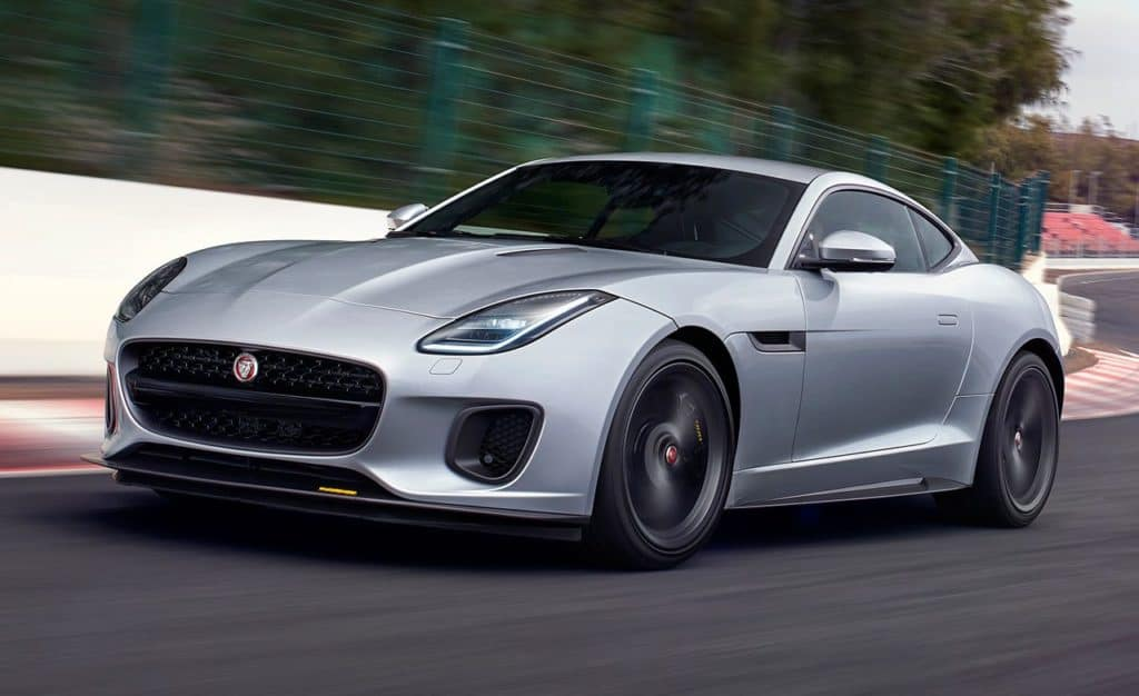 1.9% APR for 60 Months and $1,500 Allowance Credit On All New 2018 Jaguar F-TYPE Models