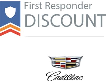 Cadillac First Responder Discount