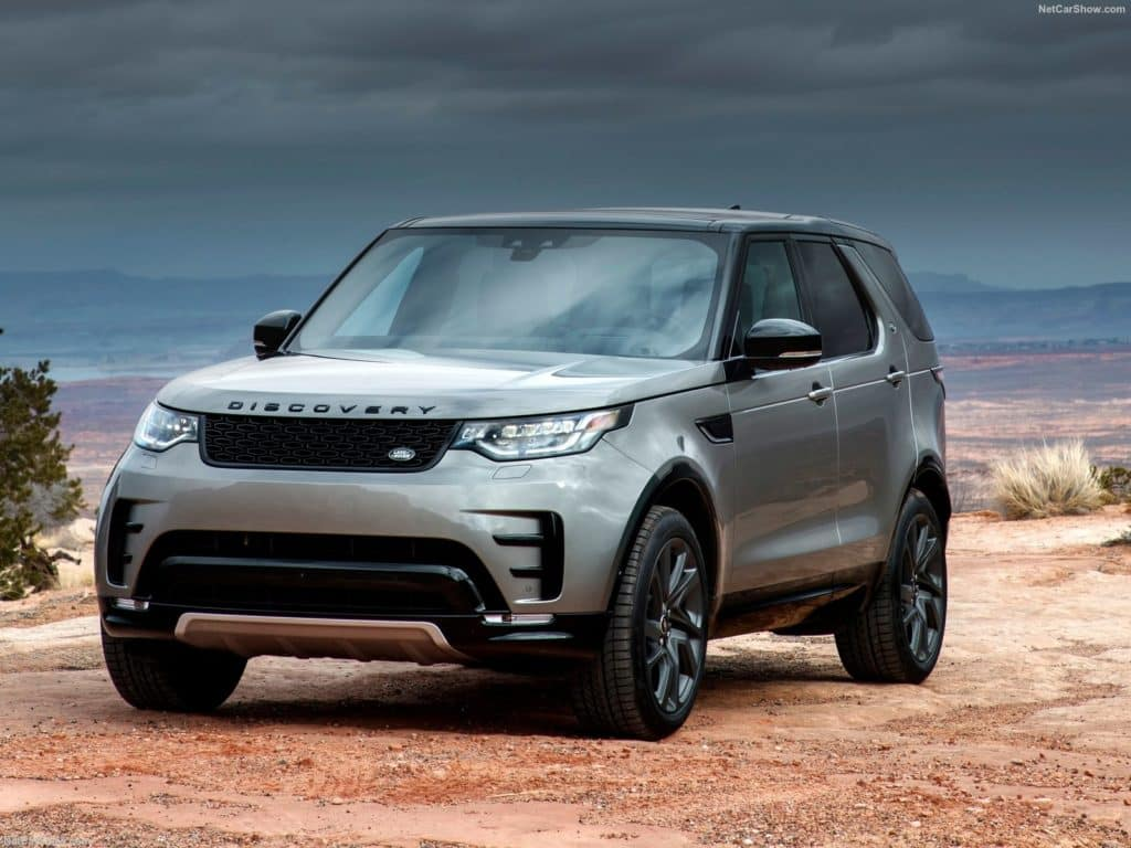 Special 1.9% APR for 60 Months On 2018 Land Rover Discovery