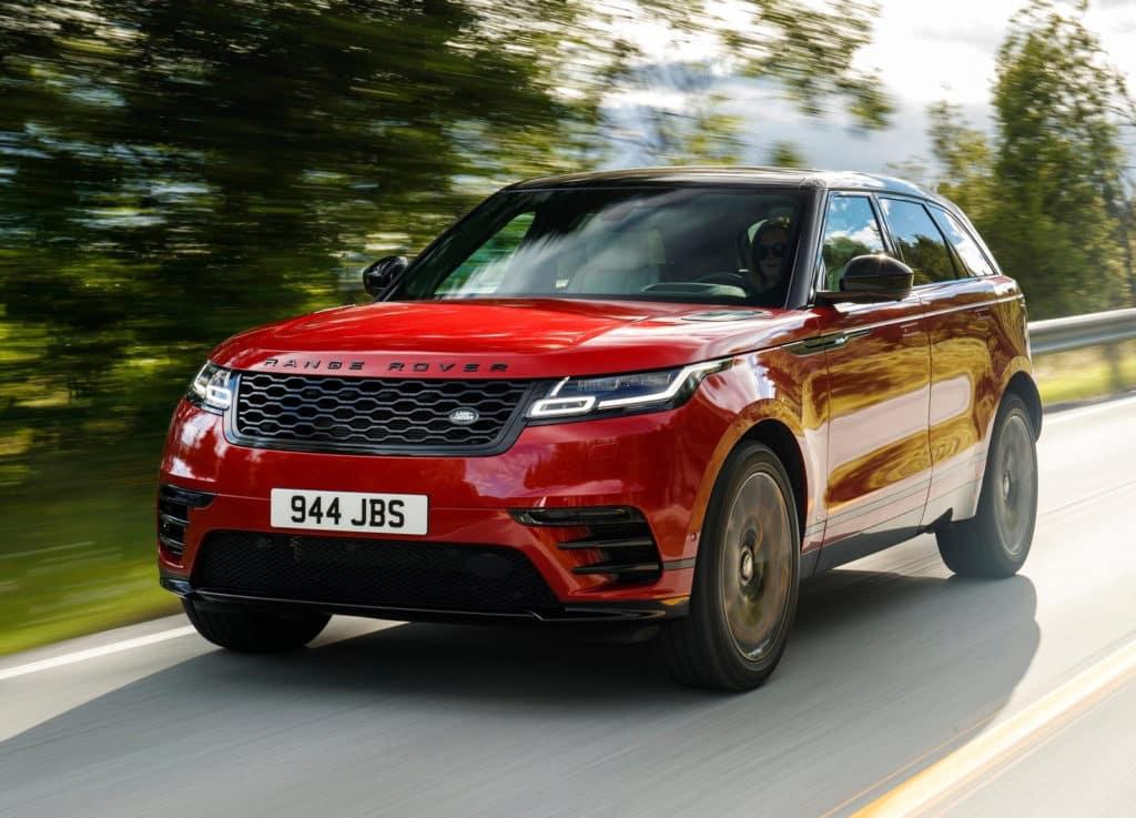 Range Rover Velar Special APR Program