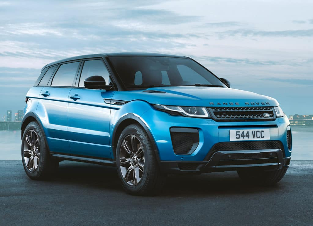 Special 1.9% APR for 60 Months On 2018 Range Rover Evoque