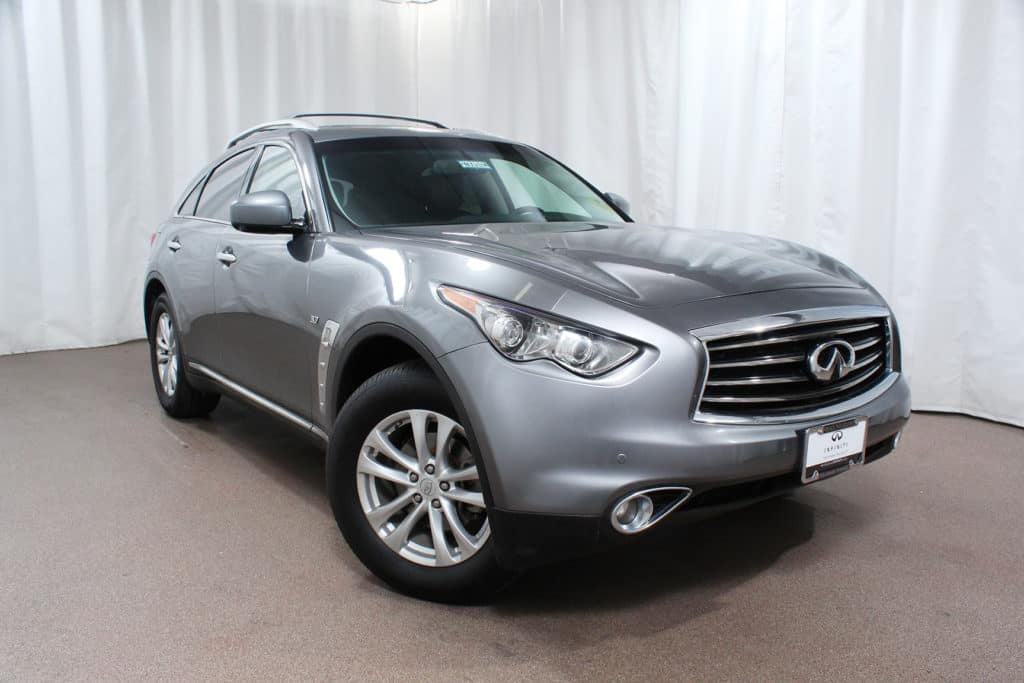 Pre Owned 2014 Infiniti Qx70 For Sale From Red Noland Infiniti In