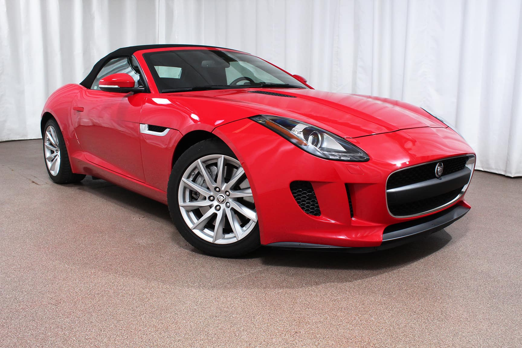 Certified Pre Owned 2014 Jaguar F Type Convertible For Sale In Colorado Springs Red Noland Auto Group