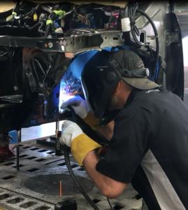 auto body repair techician job opening in colorado springs. Black Bedroom Furniture Sets. Home Design Ideas