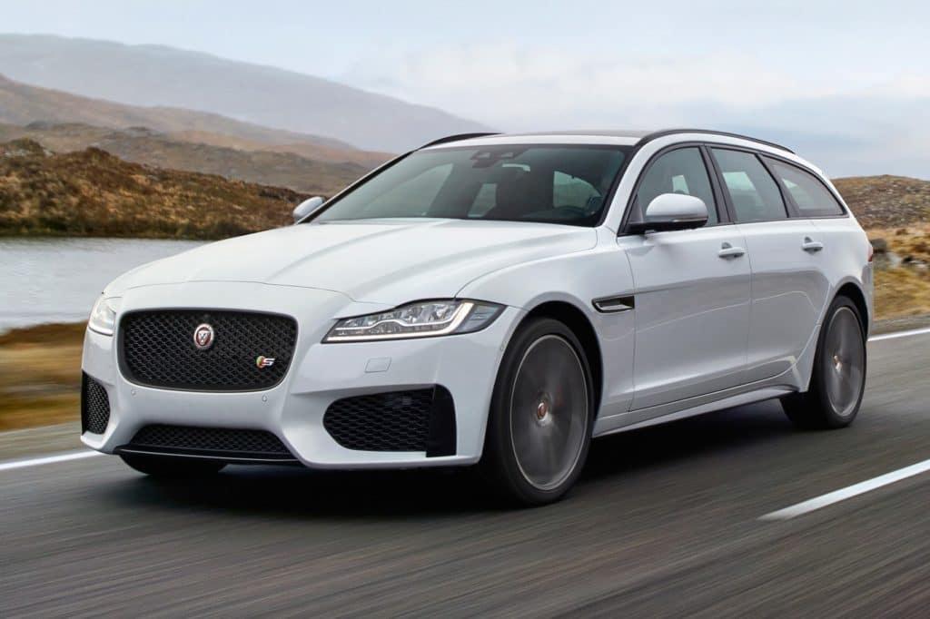 1.9% APR for 60 Months and $1,000 Allowance Credit On All New 2018 Jaguar XF Sportbrake Models