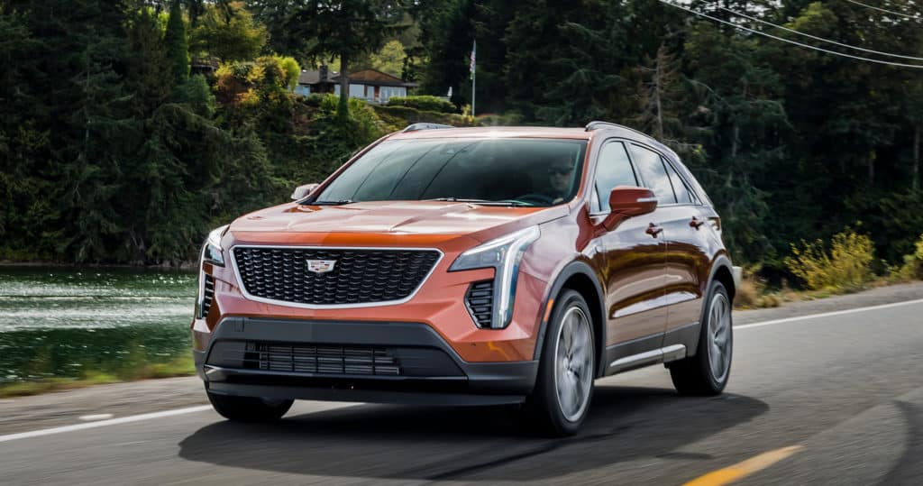 XT4 Luxury Trim Level Conquest Rebate