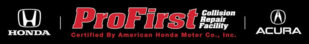 Red Noland Collision Center Honda Acura Profirst certified repair body shop in colorado springs
