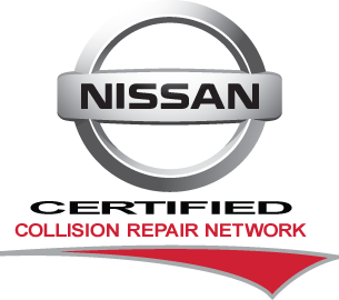 Red Noland Collision Center Nissan Certified Repair Network body shop