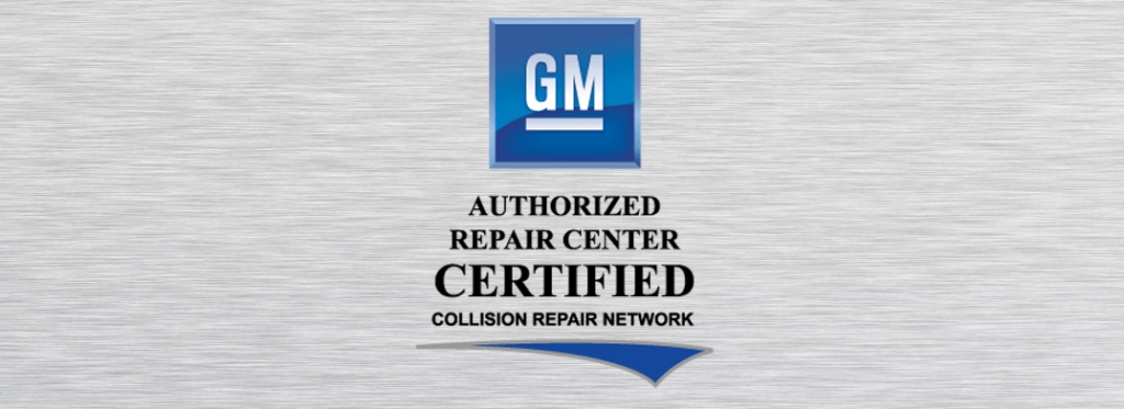 red noland collision center certified GM body shop for GMC buick chevy cadillac chevrolet collision repair