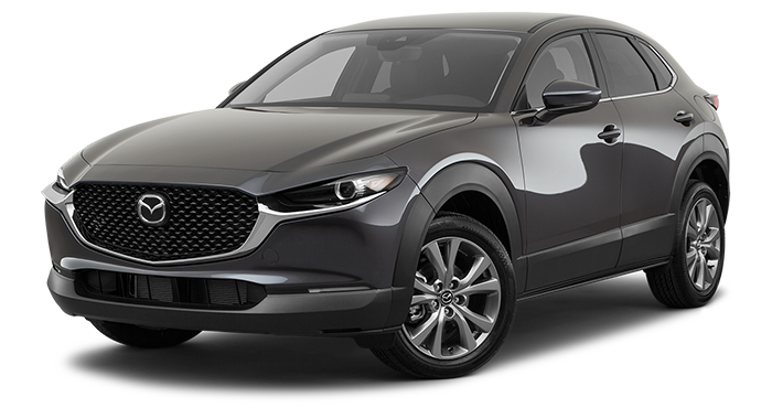 New 2021 Mazda CX-30 Ron Tonkin Mazda