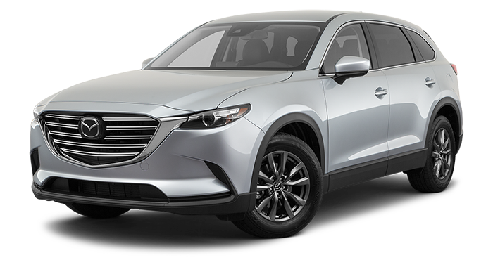 New 2021 Mazda CX-9 Ron Tonkin Mazda