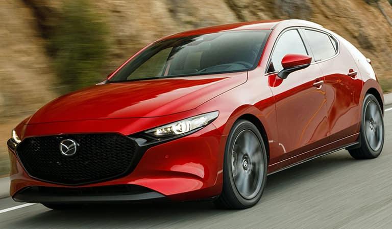 New 2021 Mazda3 Portland OR