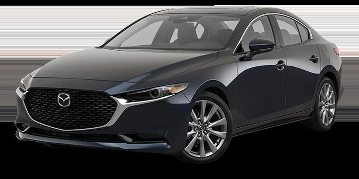 New 2021 Mazda3 Ron Tonkin Mazda