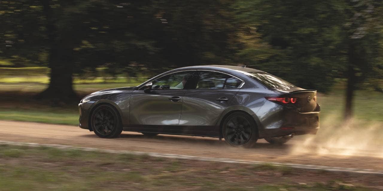 new mazda3 car in portland