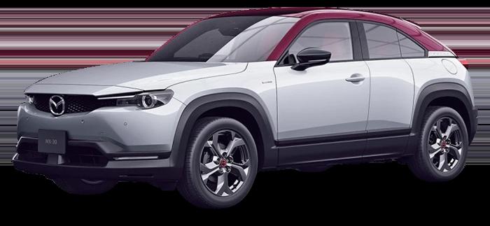 New 2022 MX-30 Ron Tonkin Mazda