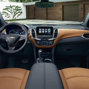 2018 Chevrolet Equinox Interior Dash