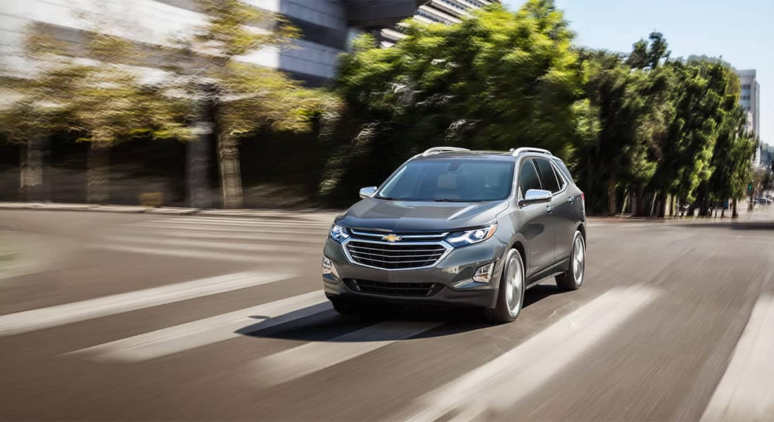 2018 Chevrolet Equinox Intersection