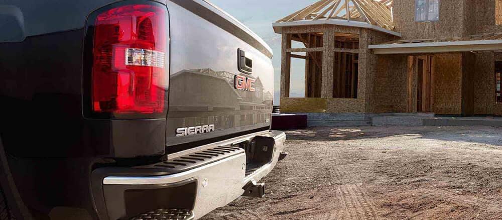 2018 GMC Sierra 1500 rear