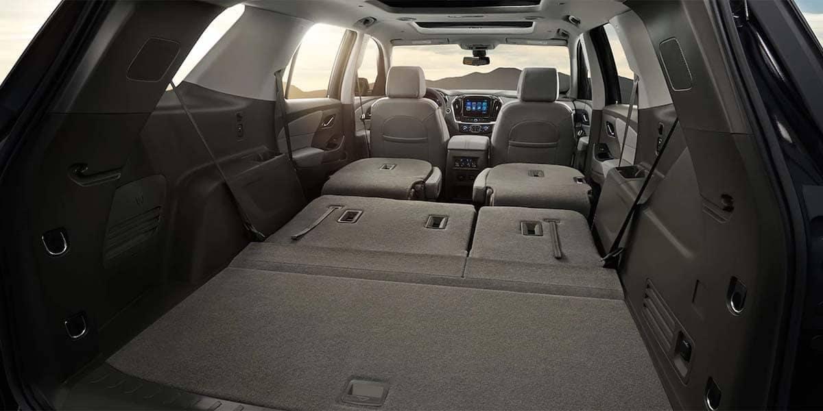 2018 Chevrolet Traverse Cargo