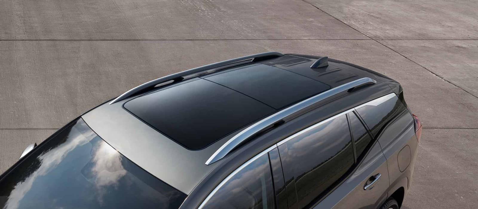 2018 GMC Terrain Panoramic Sunroof Outside View