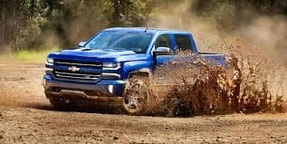 AWD Chevy Truck