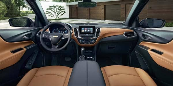2018 Chevrolet Equinox Interior and Technology Features