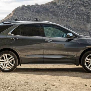 2019 Chevrolet Equinox side profile
