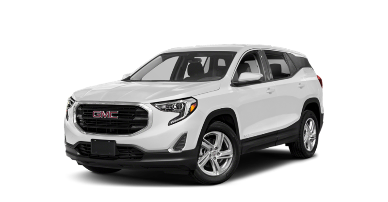 2019 GMC Terrain SL Hero