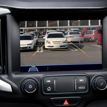 2019 GMC Terrain rear backup camera